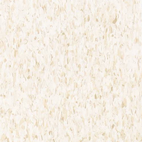 ARMSTRONG EXCELON FLOOR TILE 1/8 IN. FORTRESS WHITE