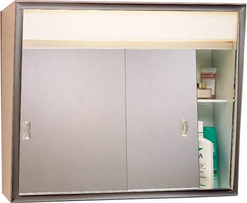 DOOR FOR AMERICAN PRIDE SLIDING DOOR MEDICINE CABINET