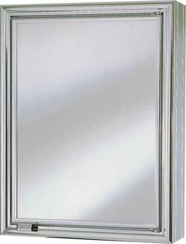 MEDICINE CABINET WALL MOUNT 1 DOOR 13-3/4 IN. X 4-1/2 IN. X 17-3