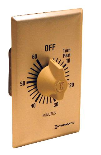 AUTOMATIC SHUT OFF TIMER 60 MINUTE
