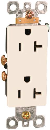 DECORATOR RECEPTACLE 20A