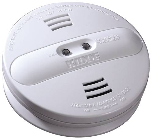 KIDDE IONIZATION AND PHOTOELECTRIC SMOKE ALARM AC/DC