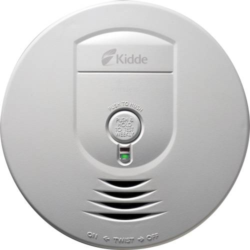 KIDDE WIRELESS DC INTERCONNECTED SMOKE ALARM