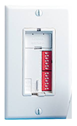 DECORA 14 HOUR IN WALL TIMER IVORY