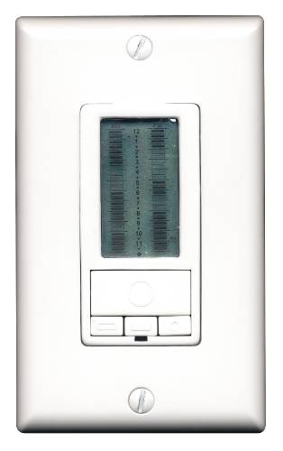 DECORA 24 HOUR IN WALL TIMER WHITE