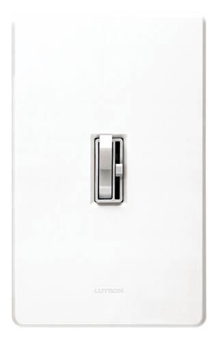 LUTRON ARIADNI 3-WAY PRESET TOGGLE DIMMER 1000W IVORY