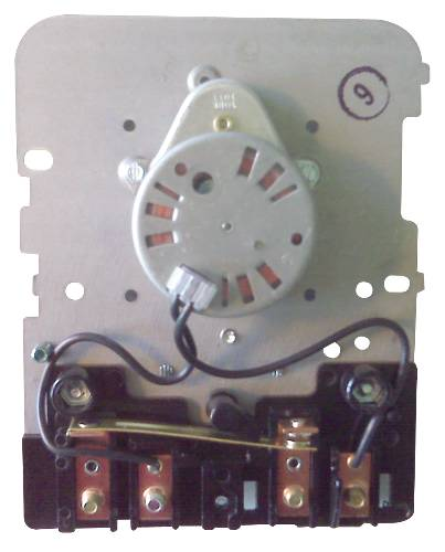 TIME SWITCH REPLACEMENT MOTOR SINGLE POLE 2HP 40 AMP 120 VOLT
