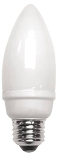 TCP SPRINGLAMP® ENCAPSULATED COMPACT FLUORESCENT TORPEDO LAMP, 9