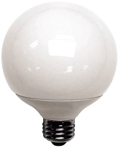 ENCAPSULATED COMPACT FLUORESCENT GLOBE LAMP
