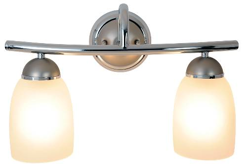 ESSEN™ VANITY LIGHT FIXTURE, MAXIMUM TWO 100 WATT INCANDESCENT M