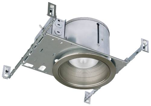 RECESSED LIGHTING NEW CONSTRUCTION IC LINE VOLTAGE AIRTIGHT SHAL