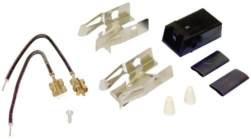 WHIRLPOOL RANGE RECEPTACLE KIT PHENOLIC BLOCK