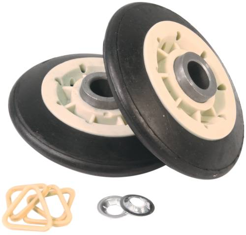 DRYER DRUM ROLLER WHEEL FOR WHIRLPOOL DE702T
