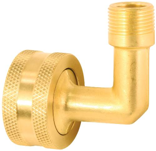 WHIRLPOOL SWIVEL HOSE CONNECTOR 90 DEGREES