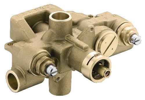 MOENTROL TUB & SHOWER VALVE 1/2 IN SWEAT