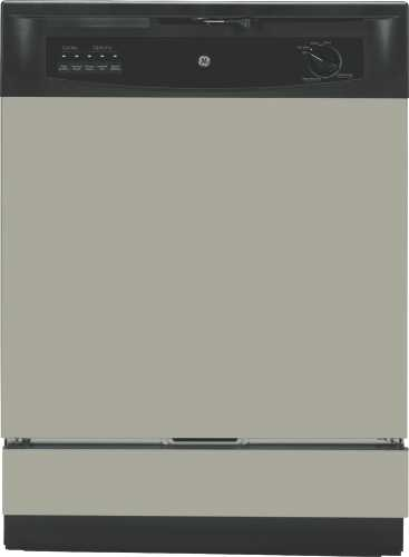 GE ENERGY STAR BUILT-IN DISHWASHER STAINLESS STEEL