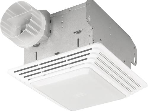 BROAN EXHAUST FAN LIGHT 3.5 SONE 70 CFM