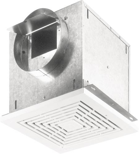 BROAN LO SONE EXHAUST FAN 100 CFM 6 IN DUCT