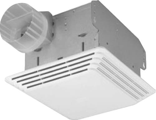 BROAN PREMIUM CEILING EXHAUST FAN 80 CFM