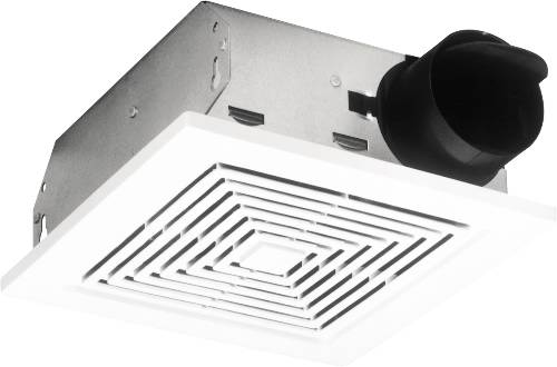 BROAN BATH DELUXE BATH EXHAUST FAN 70 CFM