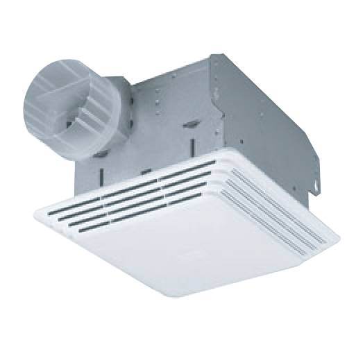 BROAN EXHAUST FAN WITH LIGHT 50 CFM FINISH KIT