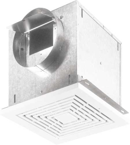 BROAN LO SONE EXHAUST FAN 300 CFM 8