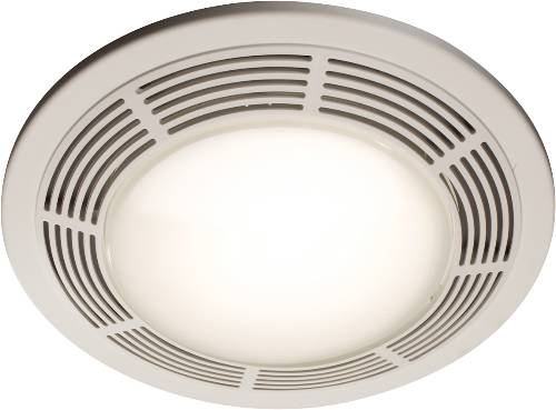 BROAN EXHAUST FAN WITH LIGHT/NIGHT LIGHT 100 CFM