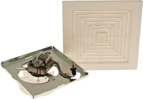 BROAN BATH EXHAUST FAN 50 CFM FINISH KIT