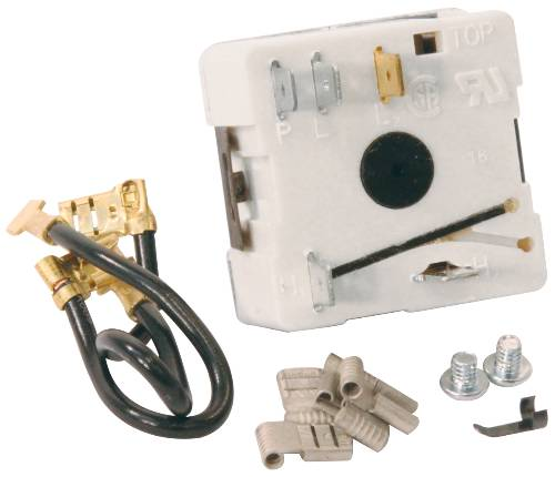 ROBERTSHAW ELECTRIC RANGE INFINTE SWITCH FOR WHIRLPOOL, REVERSE