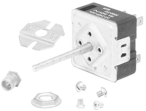 ROBERTSHAW ELECTRIC RANGE INFINITE SWITCH FOR GE AND HOTPOINT, P