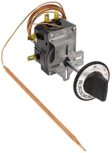 ROBERTSHAW ELECTRIC OVEN THERMOSTAT WITH UNIVERSAL MOUNTING BRAC