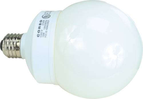 LIGHT CAPSULE G25 GLOBE 15 WATT SWITCH