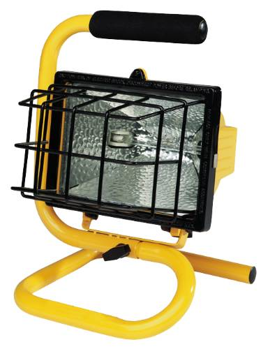 PORTABLE QUARTZ LIGHT 500 WATT