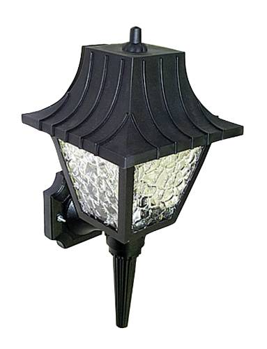 FLUORESCENT COACH LANTERN LIGHT FIXTURE