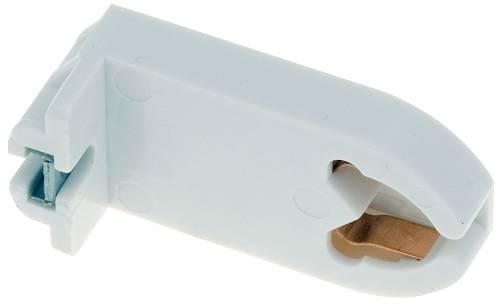 FLUORESCENT LAMP HOLDER, SCREW IN