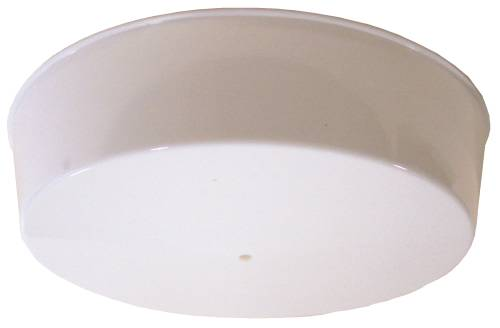 CEILING FIXTURE WITH PLASTIC COVER, USES ONE 22 WATT CIRCLINE TY