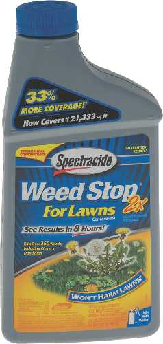 WEED KILLER CONCENTRATE 32 OZ