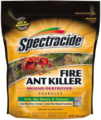 SPECTRACIDE FIRE ANT KILLER 3.5 LB