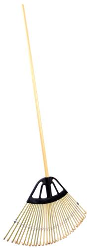 DELUXE 24 IN. POLY-BAMBOO RAKE