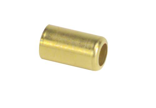 BRASS HOSE FERRULE .531 FOR PH14 HOSE AND ID 0.531 IN.