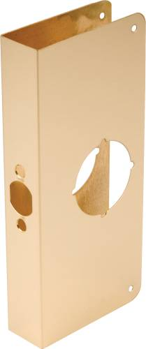 DOOR REINFORCER 1-3/4 IN. X 4-1/4 IN. X 9 IN.