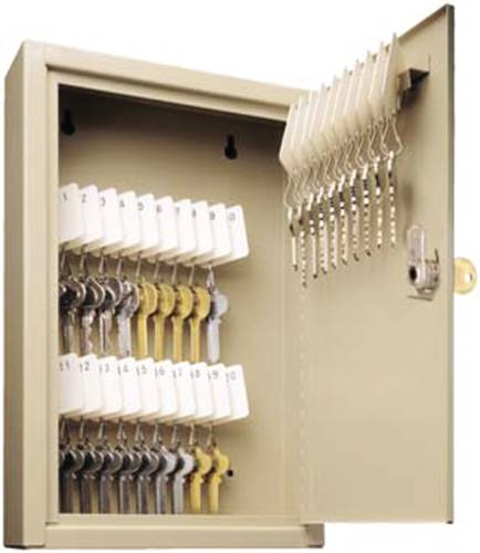 30 SPACE KEY CABINET