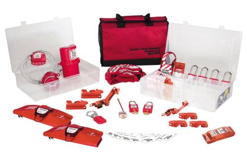 GROUP LOCKOUT KIT - VALVE AND ELECTRICAL