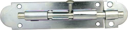 ANVIL MARK BARREL BOLT 3 IN. ZINC