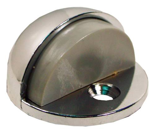 ANVIL MARK DOME 5/32 IN. DOOR BUMPER CHROME