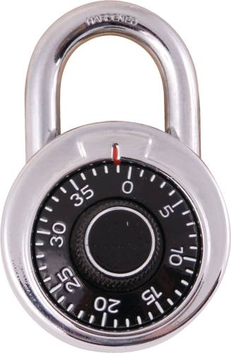 LEGEND COMBINATION PADLOCK 2 IN.