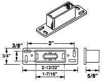 DRAWER GUIDE WITH AXLE