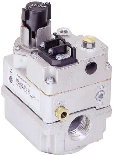 WHITE RODGERS GAS CONTROL VALVE STRAIGHT