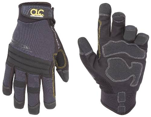 CLC FLEXGRIP® TRADESMAN™ HIGH DEXTERITY WORK GLOVES WITH REINFOR