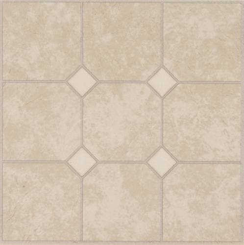 ARMSTRONG UNITS SELF ADHESIVE FLOOR TILE BEIGE SAND